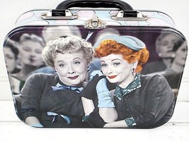 I Love Lucy Lunchbox Friends Forever Chocolate Factory Vandoor Collectib... - $13.09