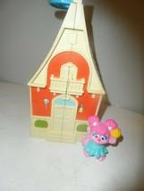 Playskool 2011 Hasbro Sesame Street Abby's Flying Fairy School Playset House - $9.85