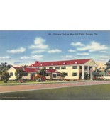 TAMPA, FL Florida  MACDILL FIELD~Air Force Base OFFICERS CLUB  c1940's P... - $7.91