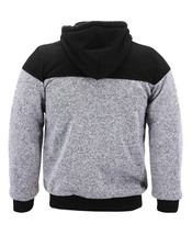 Boy's Soft Sherpa Lined Juniors Youth Fleece Sweater Kids Zipper Hoodie Jacket image 15