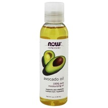 NOW Foods Avocado Oil 100% Pure Moisturizing Oil, 4 Ounces - $9.29