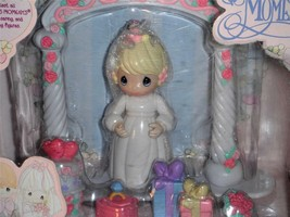Precious Moments To Have and To Hold Bride Doll NIB Wedding Arch Day Bri... - $19.79