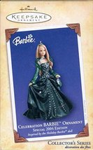 Hallmark Keepsake Ornament - Celebration Barbie 2004 (QX8604) - $15.83