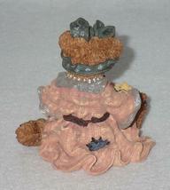 Boyd Bearstone Resin Bears Justina The Message Bearer Figurine #2273 27E NEW image 5