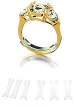 Invisible Ring Sizer 6Pack Adjusting Size Reduc... - $14.87