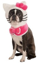 Rubies Costume Printed Doggy Cuff Pet Costume, X-Large, Hello Kitty Cuff... - $21.21