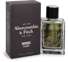 Abercrombie & Fitch Abercrombie Woods 1.7 Oz Cologne Spray  image 1