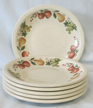 Wedgwood Quince Bread or Dessert Plate, Set of 6 - $36.52