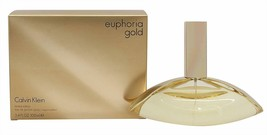 Calvin Klein Euphoria Gold EDP 3.4oz/100ml Eau de Parfum Spray Limited E... - $115.91