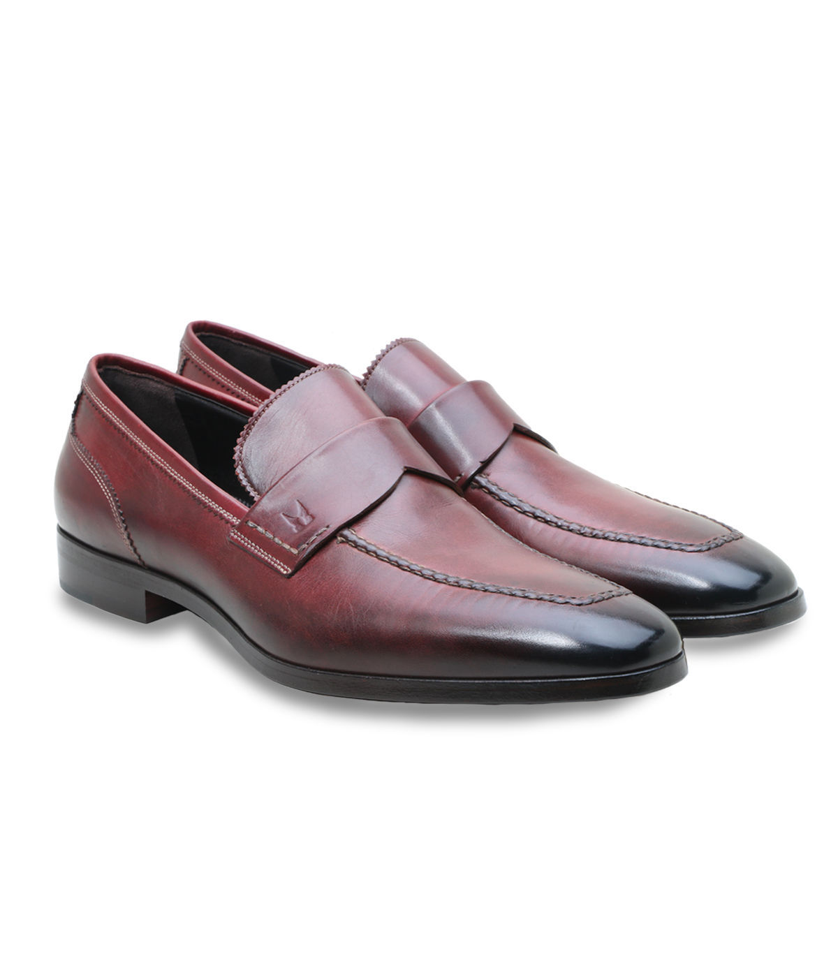 44d6d372842ad Moreschi Men's Brown Leather Loafers Shoes, and 50 similar items
