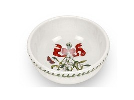 PORTMEIRION BOTANIC FRUIT/SALAD BOWLS MADE IN BRITAIN FLORAL MULTI COLOR... - $29.90