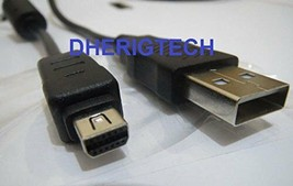 Olympus SP-350 / SP-500 Camera Usb Data Sync Cable / Lead For Pc And Mac - $4.36