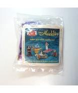 1992 Disney's Aladdin with Magic Carpet Burger King Kids Club Promo Prem... - $8.99