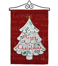 The Christmas Tree - Impressions Decorative Metal Wall Hanger Garden Fla... - $27.97