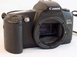 CANON EOS G CAMERA For Parts or Repair 35mm SLR Camer Body - $9.89