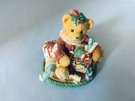 Cherished Teddies 1999 Big Hearts Come In Small Packages 533815 Figurine - $9.49