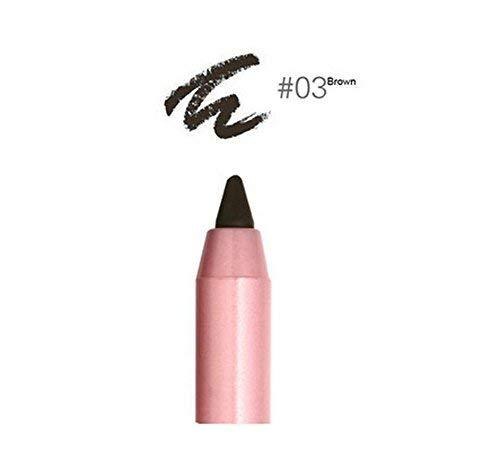 Durable Water-resistant Eyeliner Pen Eye Liners BROWN