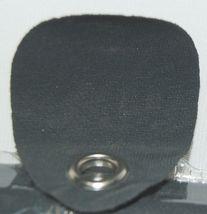 MHP CV4PREM Full Length Polyester Lined Vinyl Grill Cover Color Black image 4
