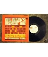 Bill Black's Greatest Hits LP Album SHL-32012 Stereo - $1.58