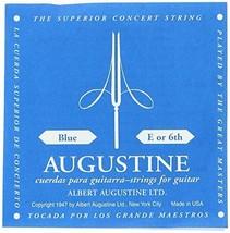 AUGUSTINE Augustine Classical Guitar Strings Blue 6-string BLUE 6th - $36.68