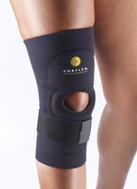 "Corflex Osgood Schlatter Knee Patella Sleeve 1/8"" Neoprene- Small - $36.99"