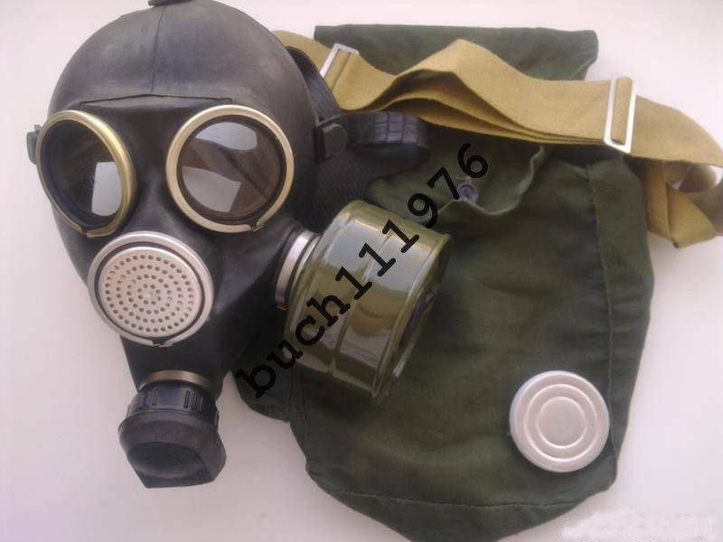 NBC Russian Army Military Gas Mask GP-7 with filter 2019 year new image 2