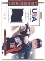 2012 Panini USA Baseball 15U National Team Jerseys #12 Parker Kelly NM-MT (Memor - $8.00