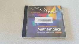 Mathematics Concepts and Skills Course 2 CD - ROM - $30.19