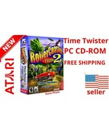 NEW RollerCoaster Tycoon 2 Time-Twister Expansion Pack PC CD-ROM Softwar... - $8.90