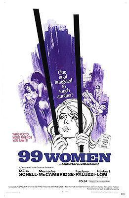 Primary image for 99 Women - 1969 - Movie Poster