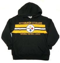 Boy's Pittsburgh Steelers Hoodie Pullover Sweatshirt National Football League