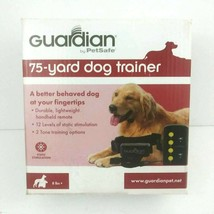 Guardian 75 Yard Dog Trainer by Petsafe Remote Signal Collar GDT00-15223 - $21.75