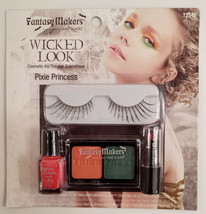 Wet N' Wild Fantasy Makers Wicked Look Pixie Princess Cosmetic Make Up Kit - $3.99