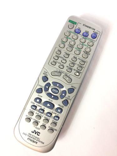 jvc rm stha35j tv vcr dvd theater mbr and 50 similar items rh bonanza com JVC Remote Replacement JVC Remote Codes List