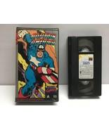 Captain America : Origin of Captain America Marvel Comics Video Library ... - $16.10