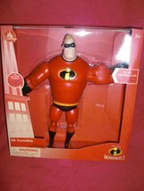 DISNEY PIXAR INCREDIBLE 2 MR. INCREDIBLE TALKING ACTION FIGURE NEW SEALED - $21.99