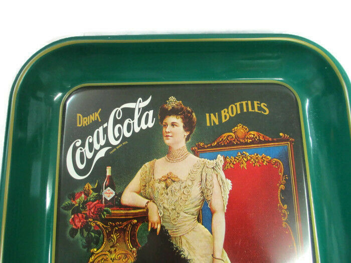 Coca-Cola Commemorative Tray Dixie Bottling Company 75th Anniversary Issued 1971