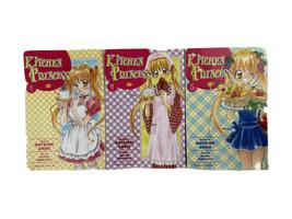 Kitchen Princess: Books 1,4,5 Manga by Natsumi Ando / Miyuki Kobayashi 13+ - $24.70
