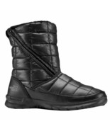 The North Face Women's Thermoball Microbaffle Zip Boots Size 10 TNF Blac... - $85.49
