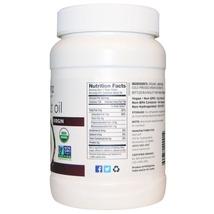 Nutiva, Organic Coconut Oil, Virgin, 15 fl oz (444 ml) image 2