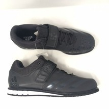 Adidas Men's Sz 12.5 Powerlift 3.1 Black Weightlifting Shoes Gym Trainer... - $71.51