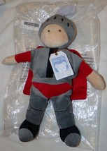 "North American Bear Co Knight Plush Stuffed Animal Toy 13"" New Fairy Tale - $32.00"