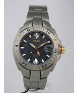 Seiko analog perpetual calendar titanium SLT046 - $544.50