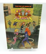 Captain Planet and the Planeteers Pop-Up Book (1991, Hardcover) Popup Te... - $19.99