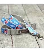 Airmail Jacquard Dog Leash (120cm, 4ft.) / Made in Japan - $36.00