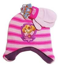Nickelodeon Paw Patrol Hat Mittens Set - $9.89