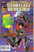 Star Trek: Starfleet Academy Comic Book #6 Marvel 1997 NEAR MINT NEW UNREAD - $3.99