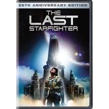 The Last Starfighter (1984) 25th Anniversary Edition DVD 80s Star Fighte... - $13.95