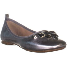 Marc Jacobs M9001935 Embellished Ballet Flats, Silver, 8.5 US / 38.5 EU - £68.80 GBP
