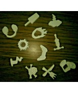 Complete Set of 11 ~ 2013 Operation Game Pieces Funny Ailments ~ Hasbro - $8.90